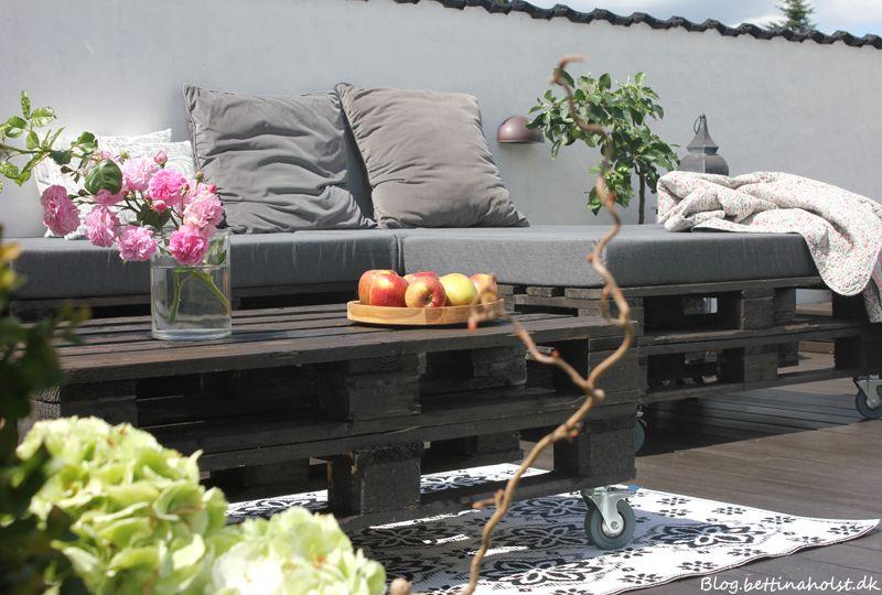 terrasse lounge møbel paller - Google-søgning