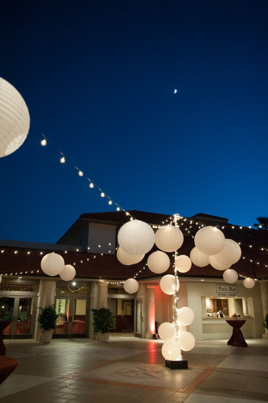 Jacksonville beach weddings  Dance the night away under the stars at the Surf Club  K banquet