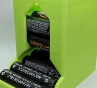 Batteri 3d Models To Print Yeggi Page 2 3d Drucker Drucken