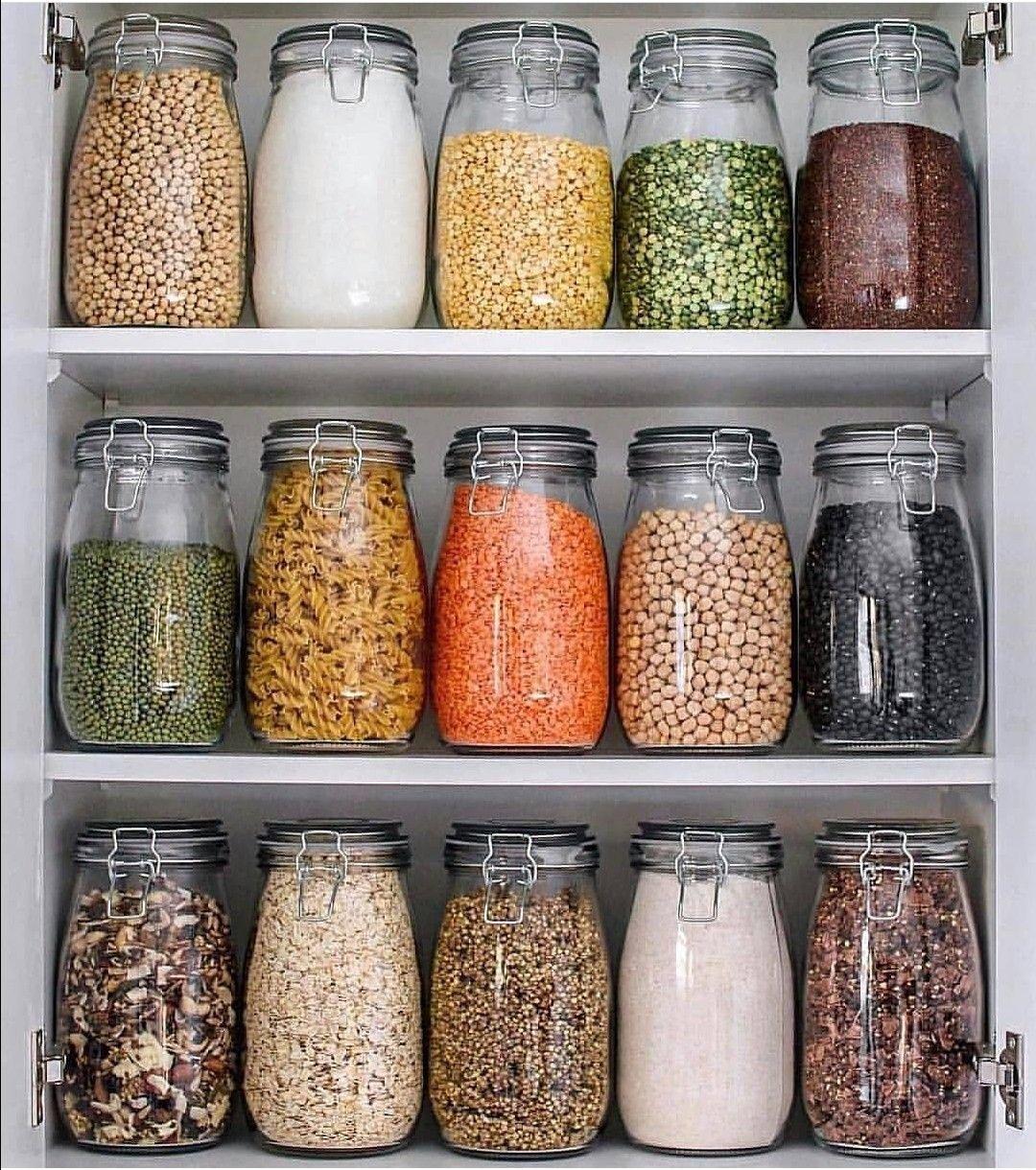 pin by csrogers81 on organization vegan pantry kitchen jars zero waste kitchen on kitchen organization zero waste id=42128