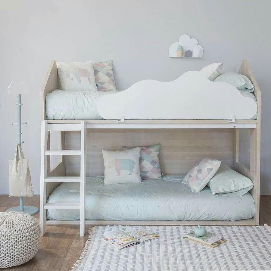 Kenay home ideas para el hogar pinterest literas cama kura y cuarto ni a - Ikea cama infantil ...