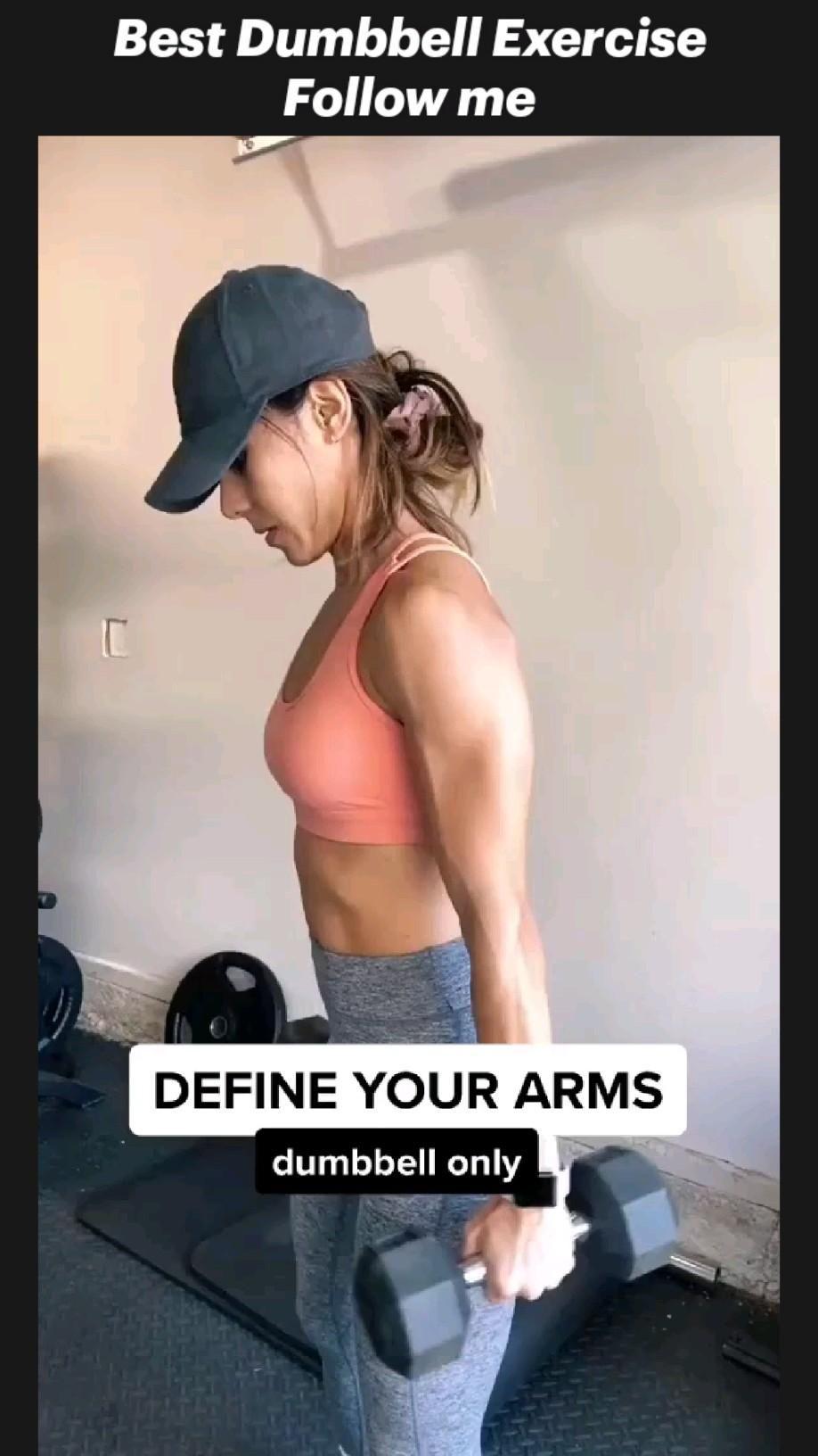 Best Dumbbell Exercise