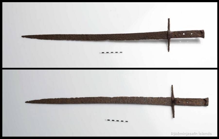 Langes Messer, Probably German Dated To The Late 14th Or