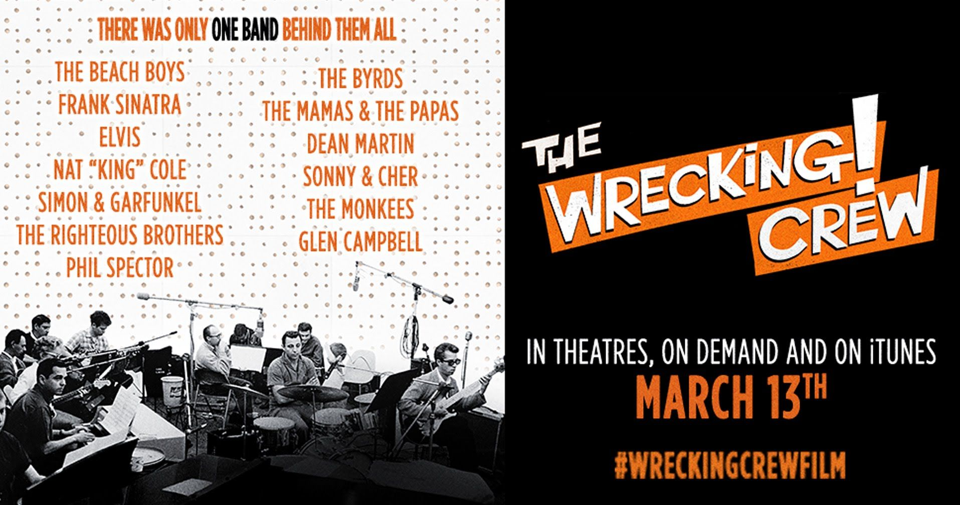The Wrecking Crew Official Documentary Trailer In