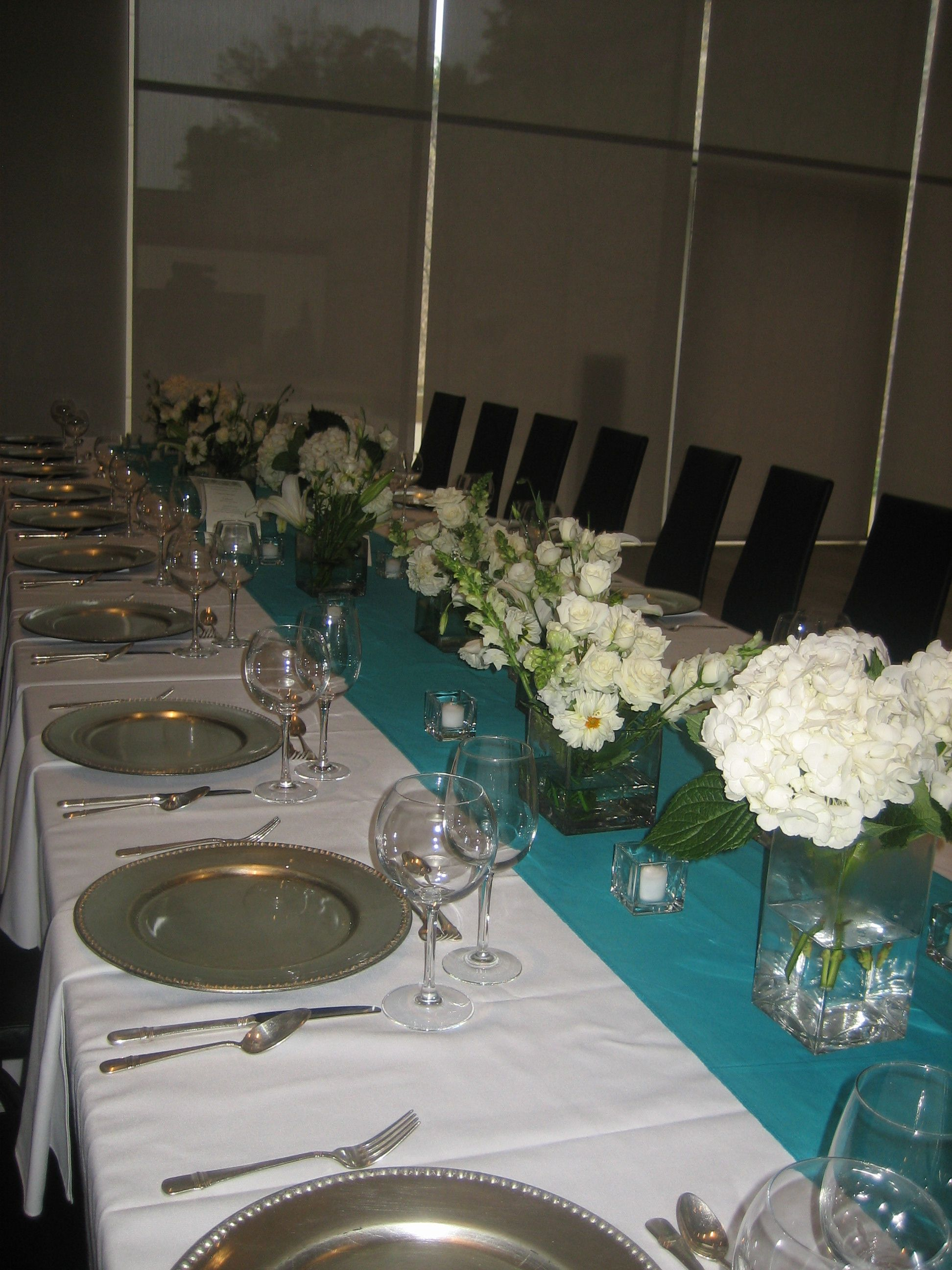 An Intimate Wedding Reception At The Michener Is Highlighted By The
