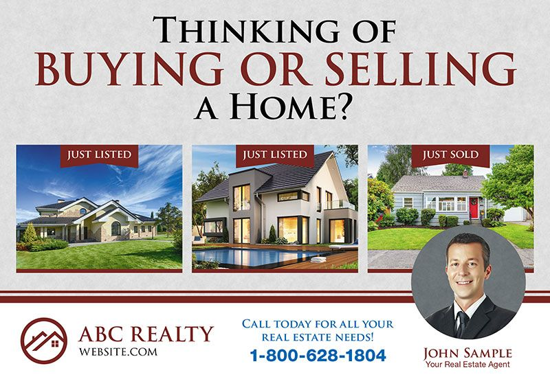 114 Genius Real Estate Postcard Mailers You Should Steal Real