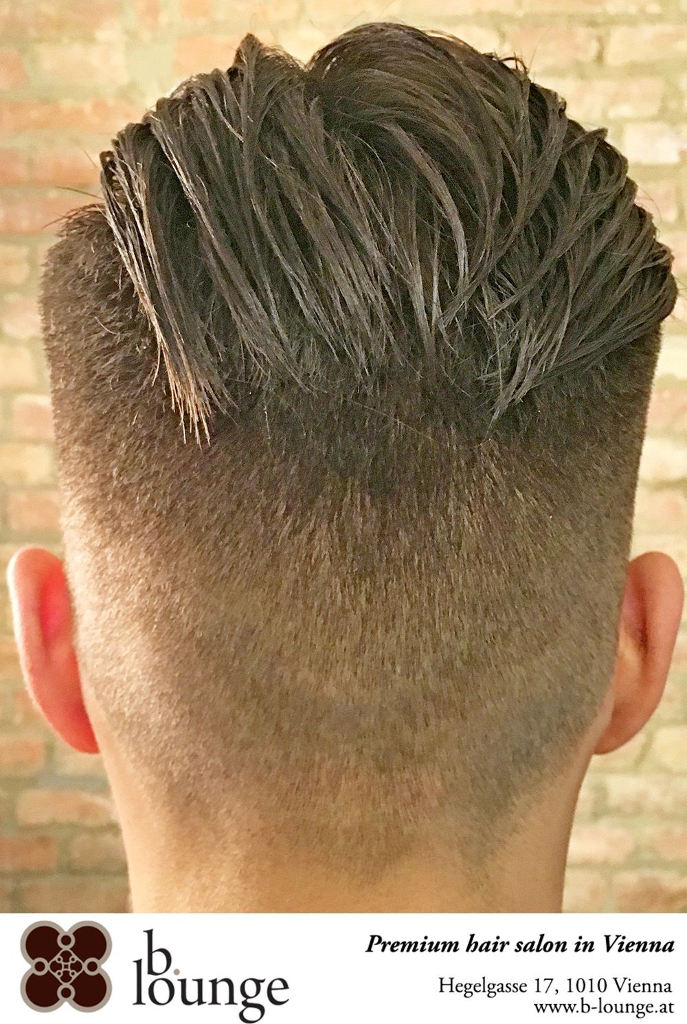 Undercut hair with longer top. Men hairstyles 8.  Frisuren