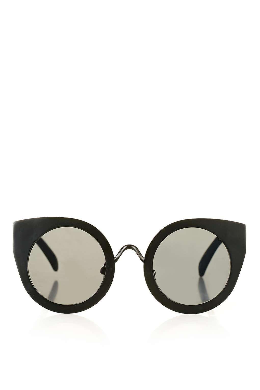 Marvis Metal Cateye Sunglasses - Topshop 731f6f38dfe87