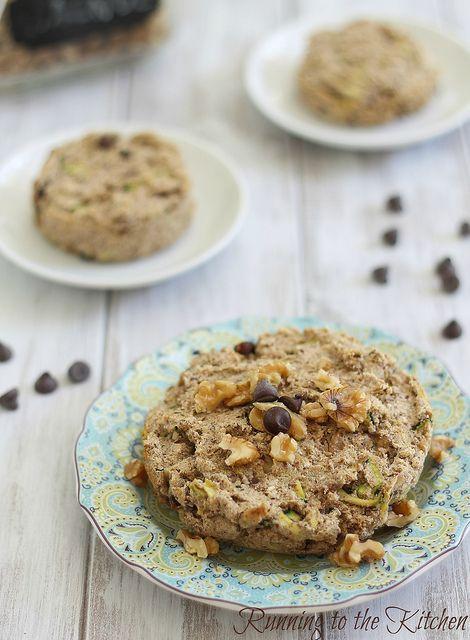 Zucchini Buckwheat Breakfast Bake from Running to the Kitchen.