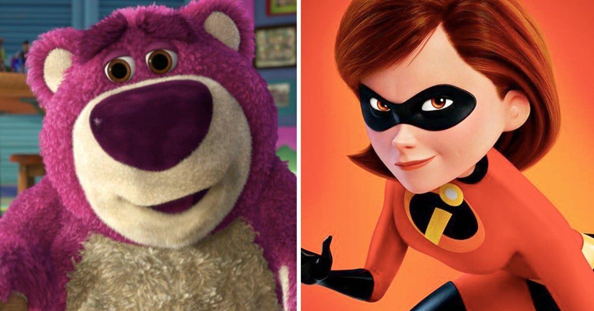 Todo Mundo Es Una Combinación De Un Héroe Y Villano De Pixar Cuál Eres Tú Pixar Heroe Personajes