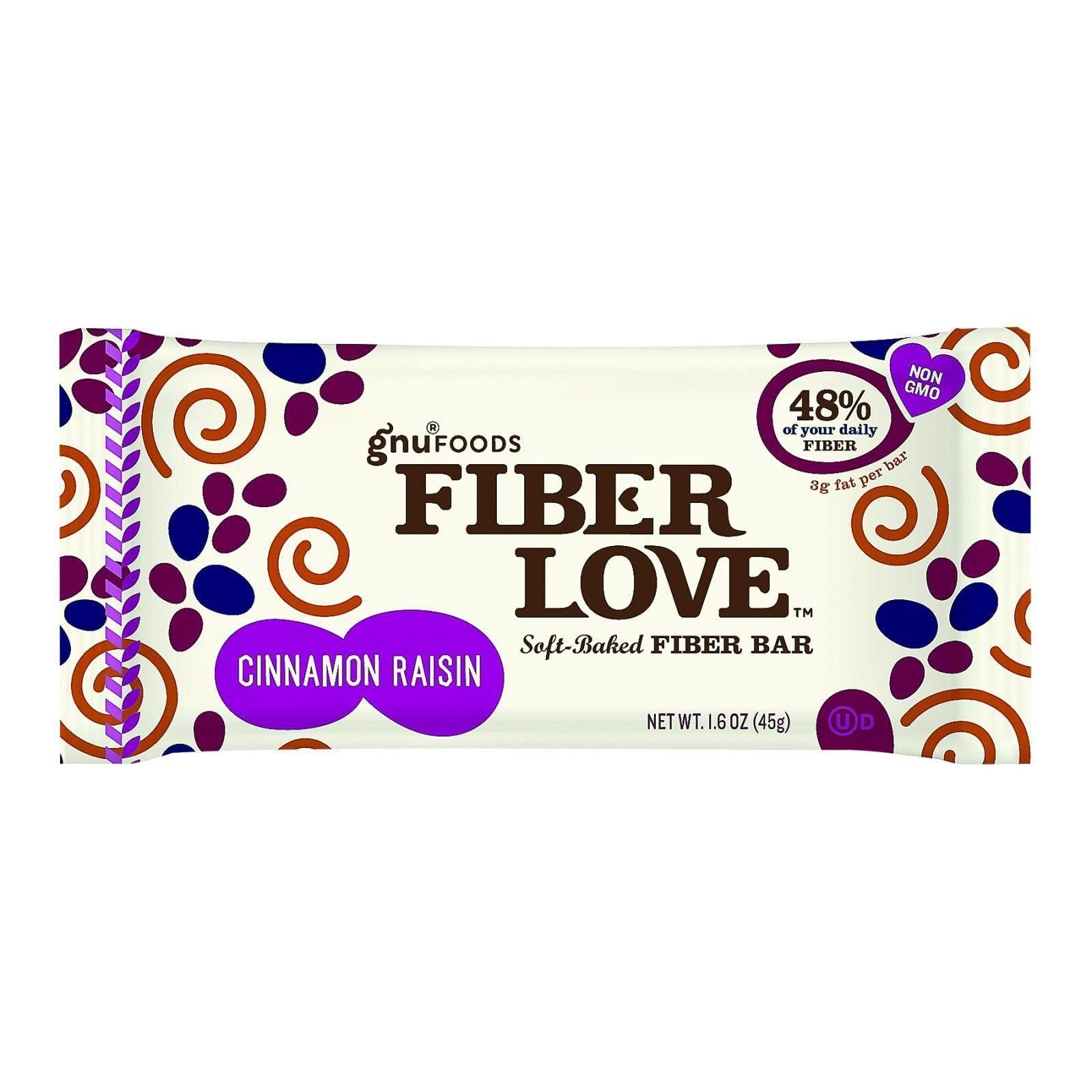 The oatmeal raisin cookie has met its match. So chewy and full of plump raisins, youell kiss your cookie jar goodbye. No Soy, Non-GMO, Weight Watchers, Vegan, Kosher Youeve never tasted fiber like thi