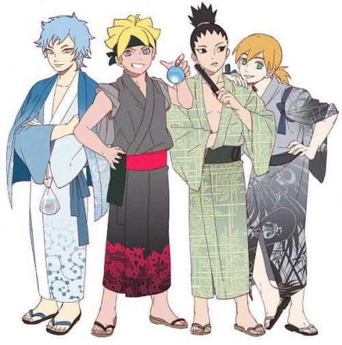 Naruto Shippuden Next Generation