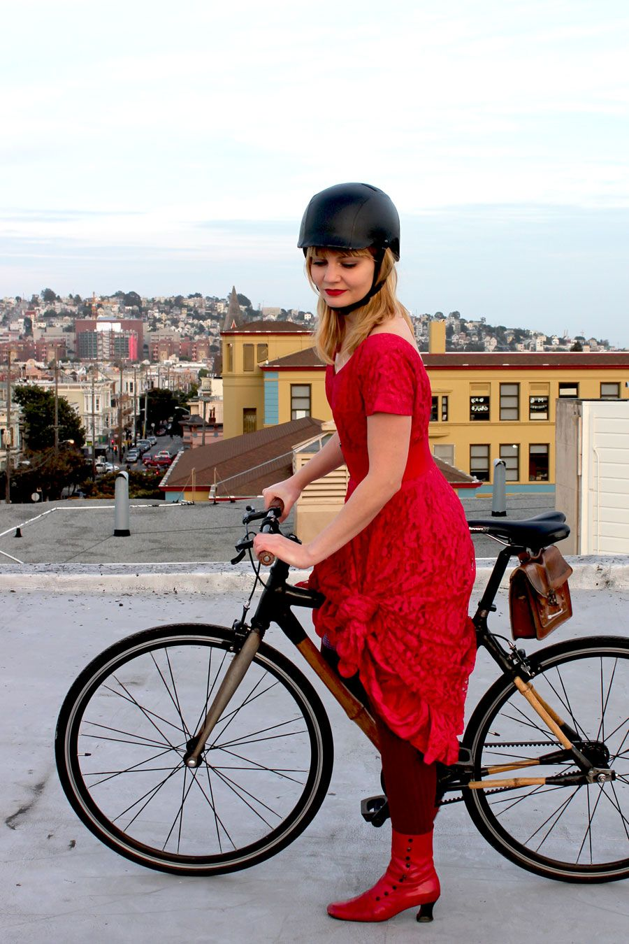 Dresses with Bicycles