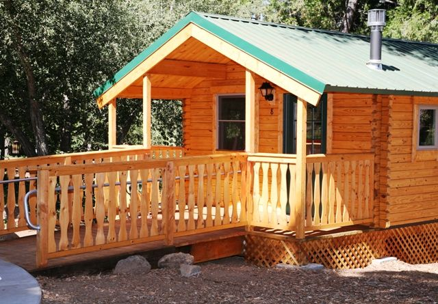 Cabin Camping At William Heise County Park. To Make Camping Reservations  Visit Www.sdparks