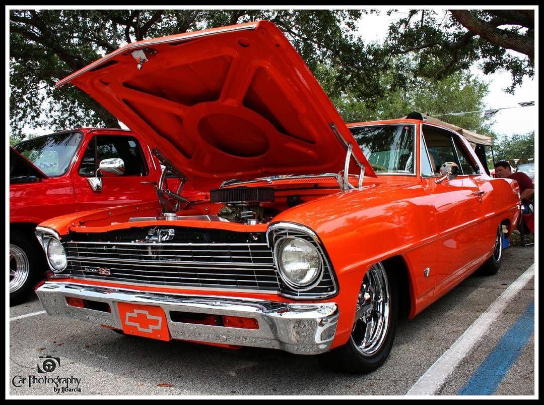 But Is It A Nova Or A Chevy II At Festival Flea Market Car Show - Pompano car show