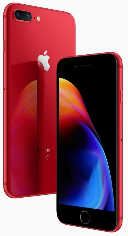 Apple Debuts Product Red Special Edition Iphone 8 And Iphone 8