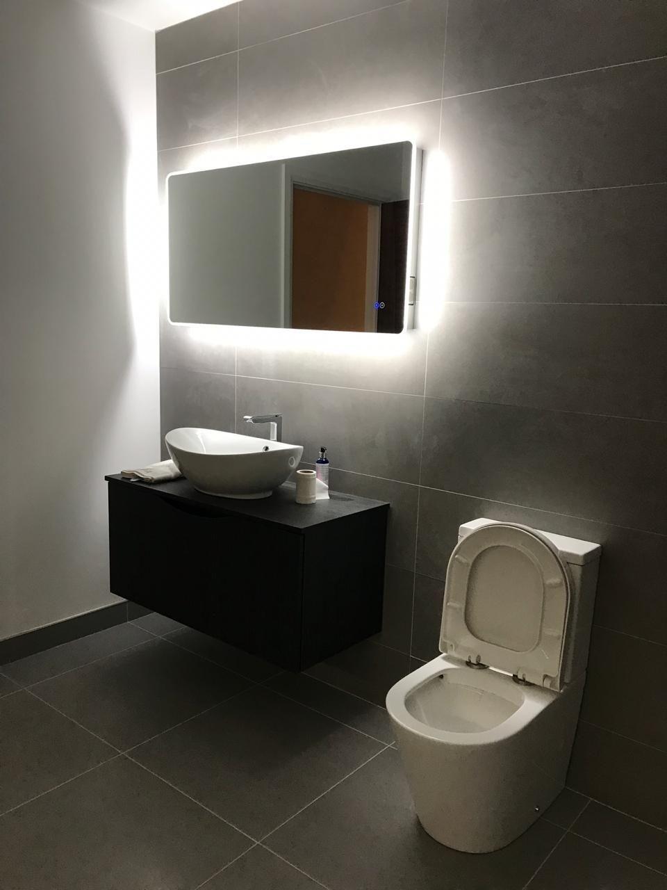 Beautiful Customer Bathroom Supplied By Bathshack In Dublin Bathroomdesigndublin Bathroom Design Bathroom Interior Design Small Half Bathrooms