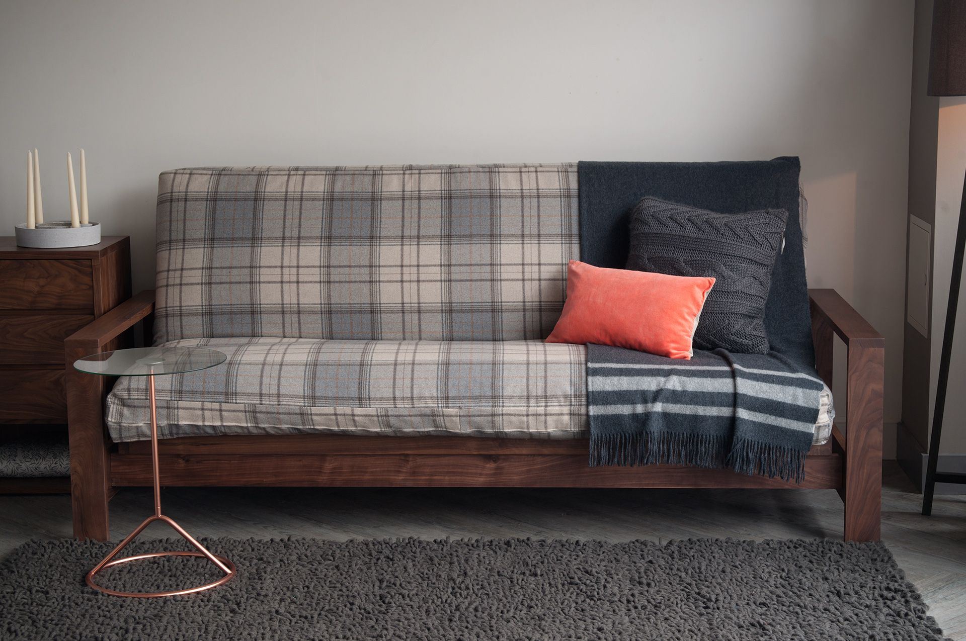 Sensational Black Lotus Cuba Sofa Bed Front2 Garnitura To Make Futon Andrewgaddart Wooden Chair Designs For Living Room Andrewgaddartcom