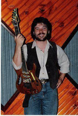 Guitarra fabricada sob encomenda modelo exclusivo - Marcelo filho do saudoso cantor Jessé!