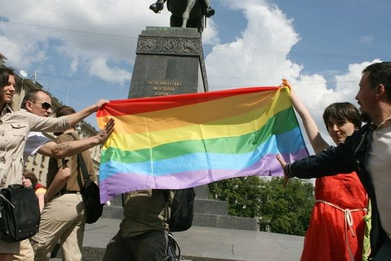 Места встречи геев москва