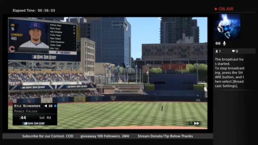 MLB The Show 16: http://dai.ly/x466kep - Streaming LIVE The New Challenge of the Week . #Pitcher Bumgarner #Batter Kemp  http://dai.ly/x466kep Gamers we are #Live click below http://dai.ly/x466kep Thanks guys hope to see you @ one of our #live #broadcast , #chat with us.. #goal #goals #lets #play #letsplay #mods #videogames #playthrough #walkthrough #firstperson  #ps4 #gaming #game #baseball #MLB #Funny #Funnyvideos #Baseballvideos #MLBTheShow