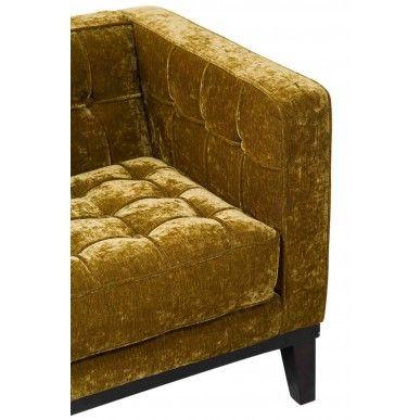 Kare Design Bank kare design sofa bank mirage 3 zits velvet ideeën voor het huis