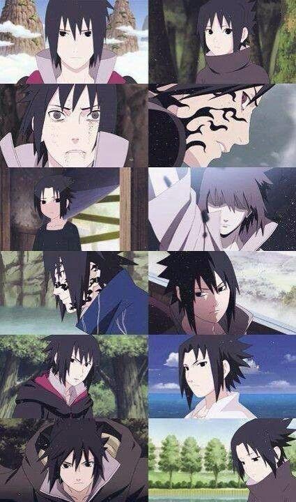 Sasuke Uchiha Tumblr Anime Cowok Ganteng