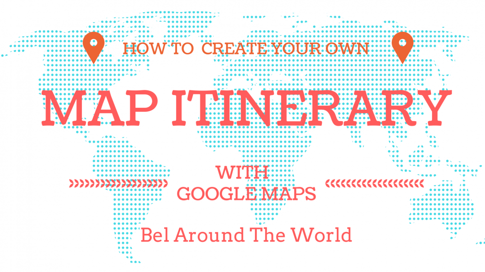 How To Plan A Route On Google Maps (To Use Offline On The