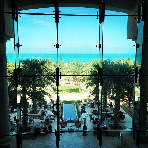 Dri Everywhere » Arquivos Hotel em Abu Dhabi: Hotel St Regis Saadiyat Island - Dri Everywhere