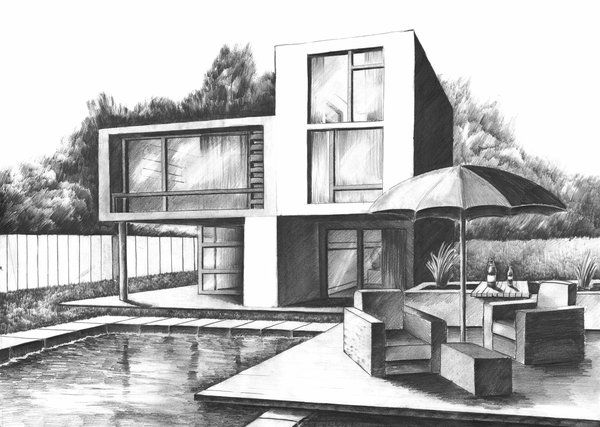 House project by Kosa666 on DeviantArt