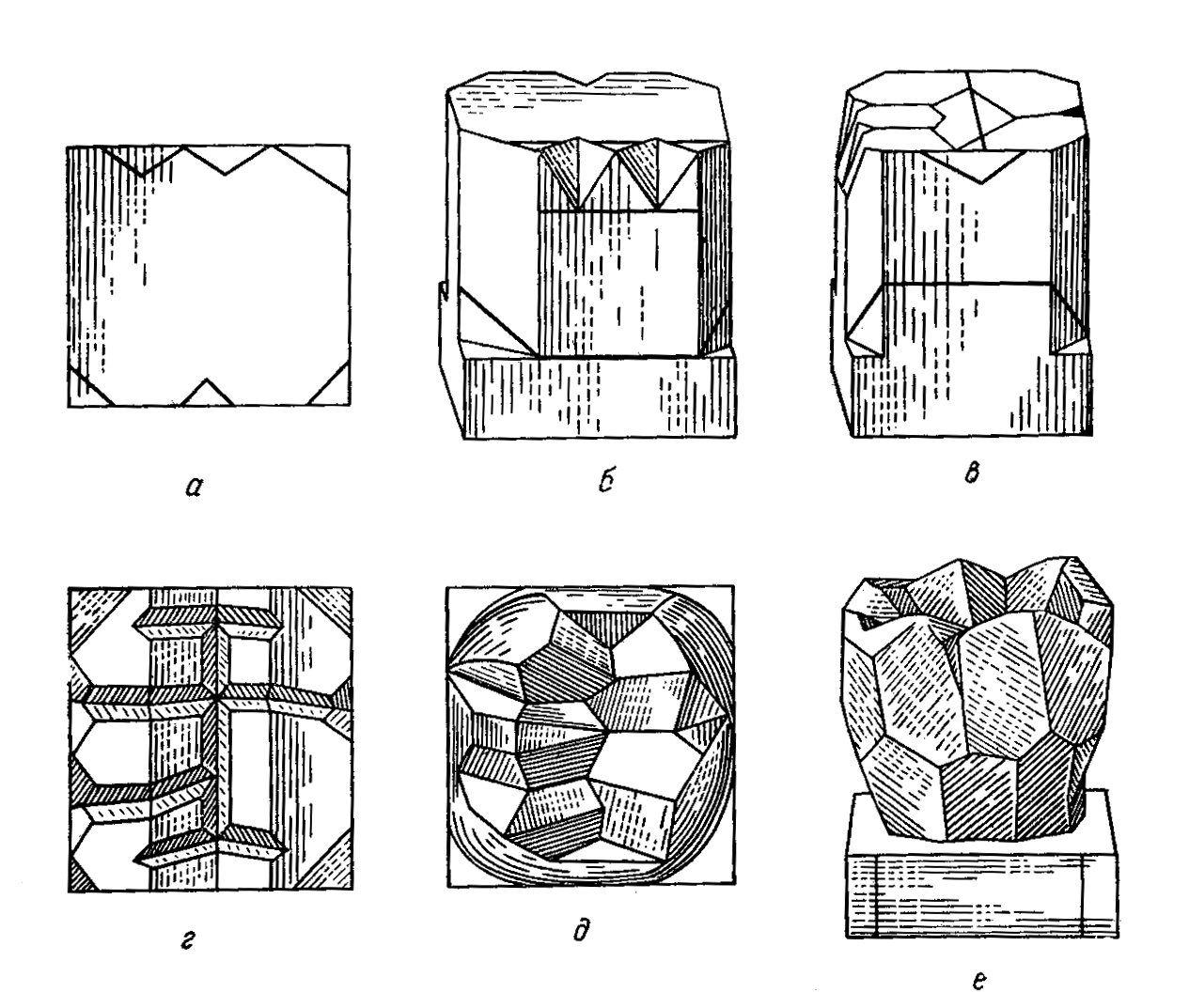 Моделирование из гипса формы коронки первого моляра нижней челюсти