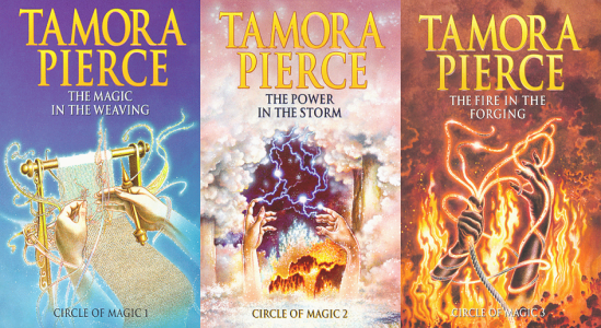 the fire in the forging pierce tamora