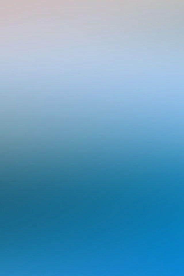 Soft Blue Gray Gradation Blur Iphone 4s Wallpaper