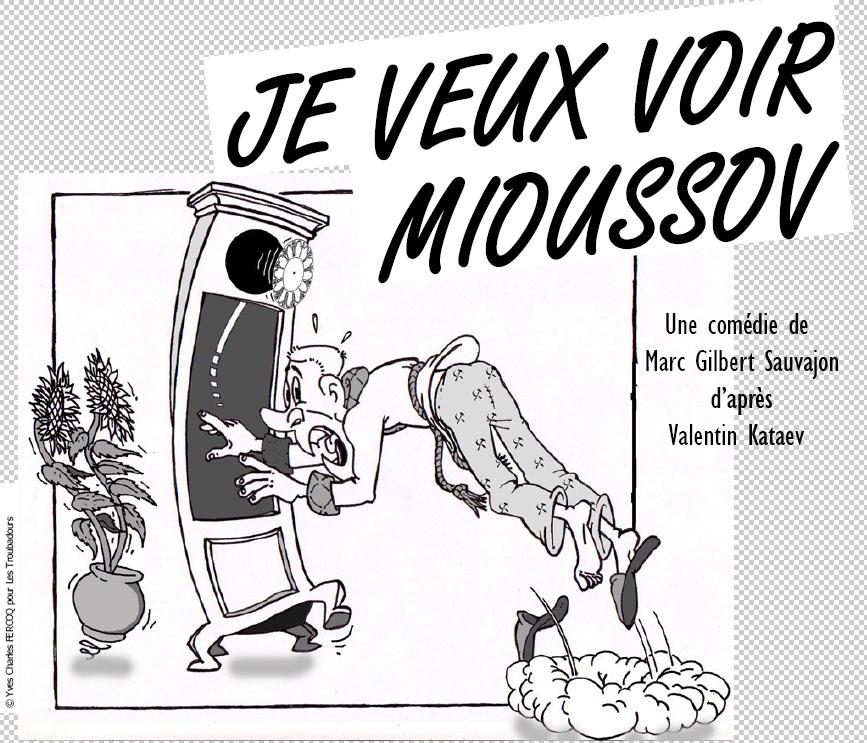 Je veux voir Mioussov, Argenton-sur-Creuse, Salle de spectacles l'Avant-Scène, 2 allée des acacias, Samedi 23 Avril 2016, 20h30, Dimanche 24 Avril 2016, 15h00