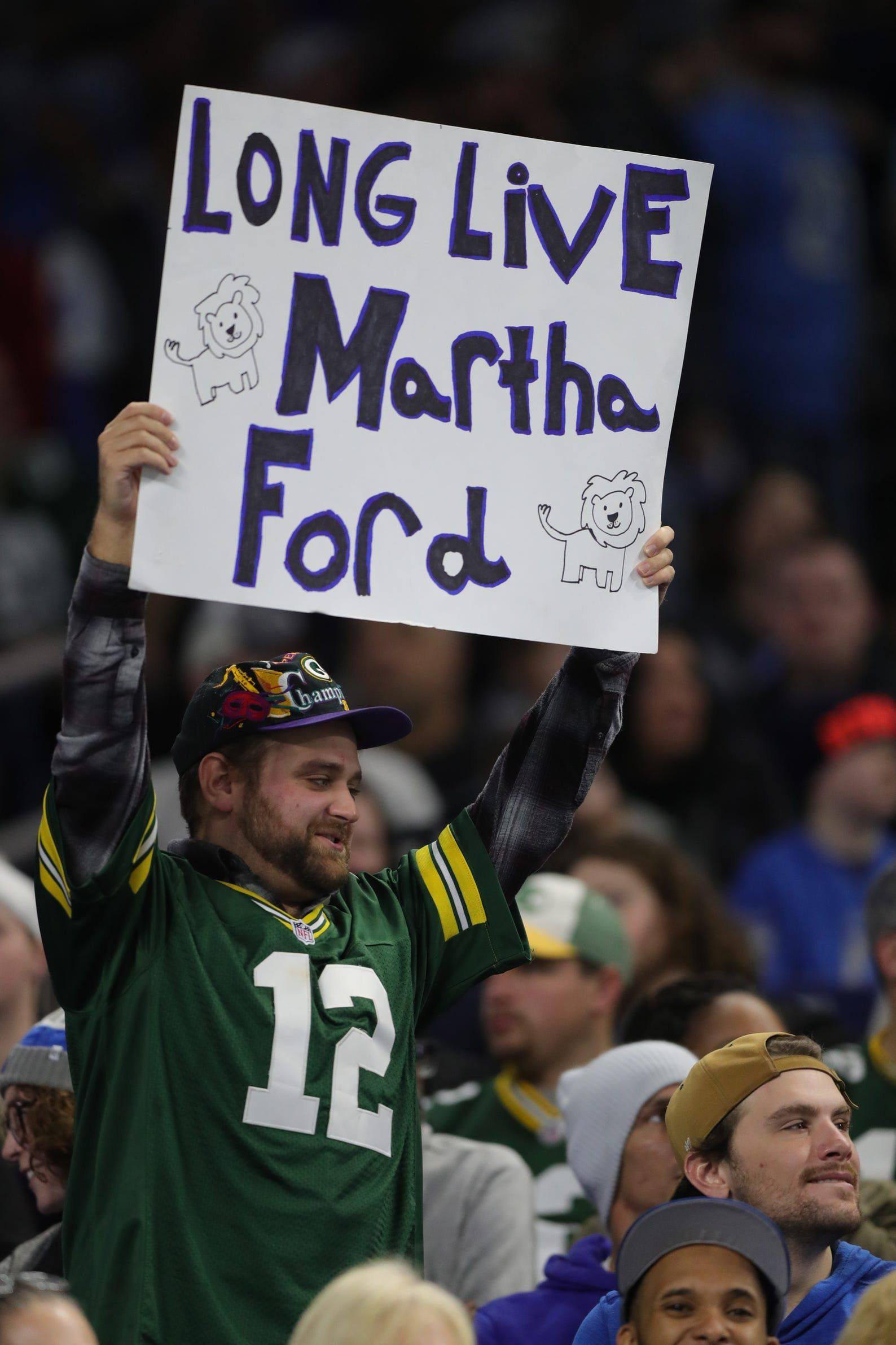Green Bay Packers 23 Detroit Lions 20 Photos From Season In 2020 Detroit Lions Green Bay Packers Super Bowl Nfl