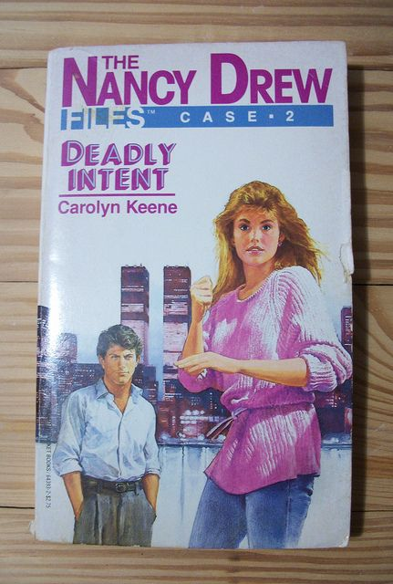Nancy Drew Files 2 Books I Read As A Kid Pinterest 80 S And Books