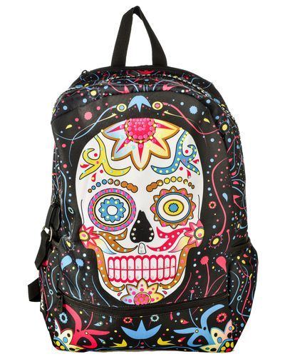 Mexican Day of the Dead Backpack