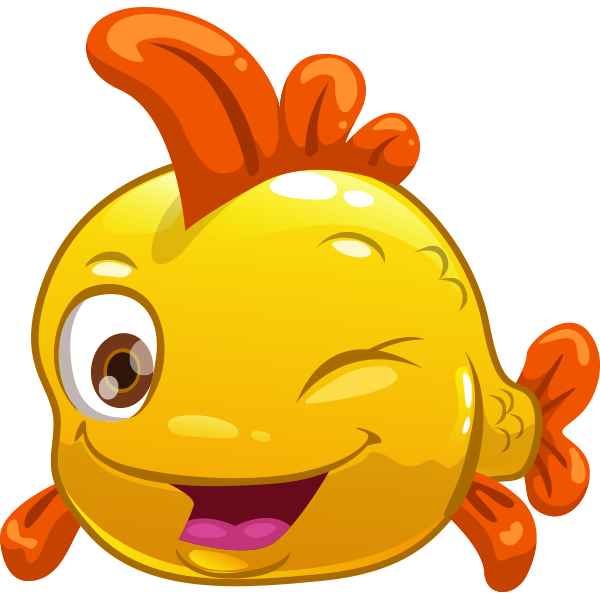 Image result for fish emoticon