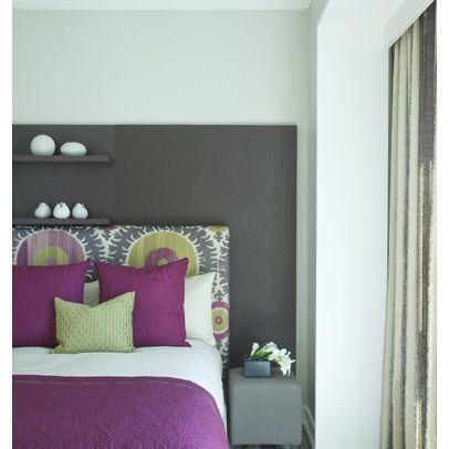 Grey And Purple Bedroom Ideas 2 Unique Design