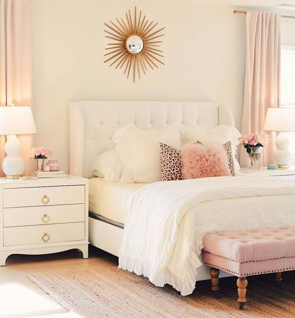 Cool 49 Awesome Romantic Bedroom Ideas. #bedroomromantic
