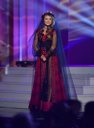 Miss Ukrania 2015