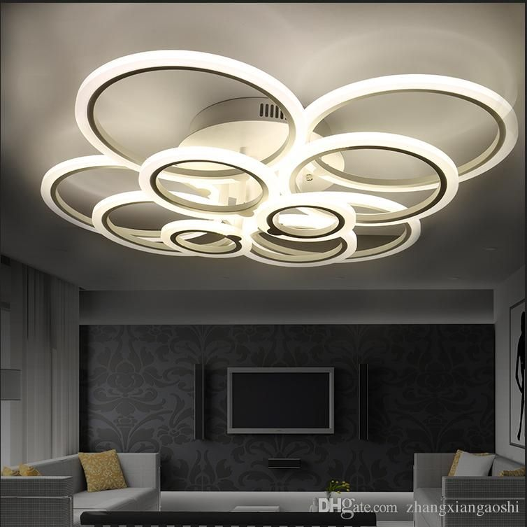 Ceiling Light Fixture For Large Living Room Bedroom Light