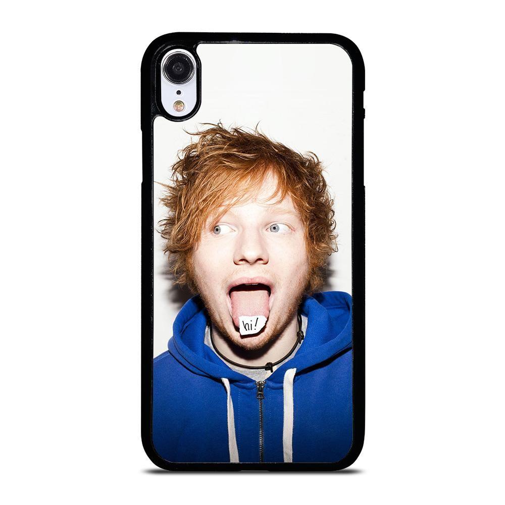 ED SHEERAN FACE iPhone XR Case Cover - Casesummer