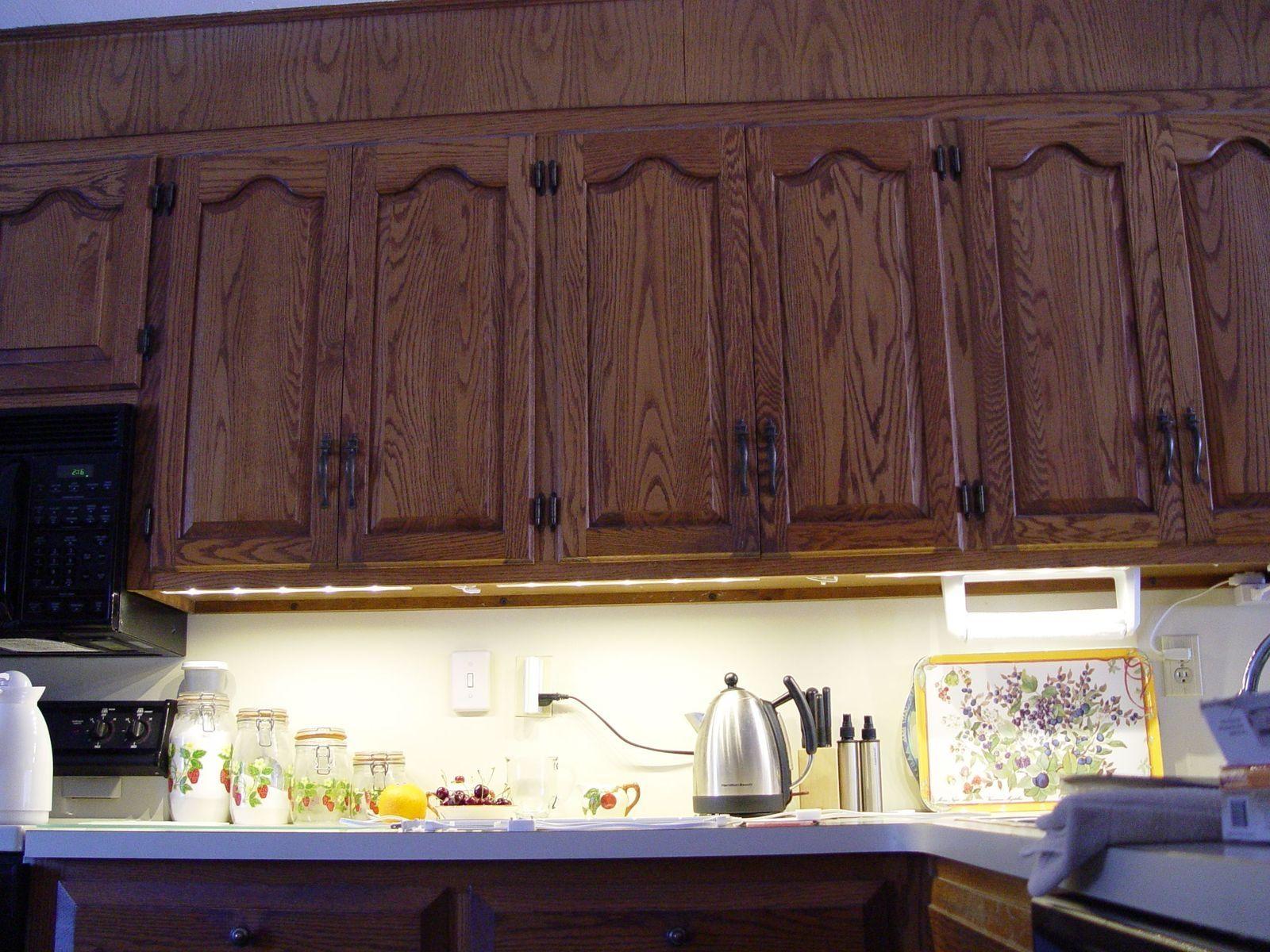 Utilitech Led Lighting For Under Cabinet