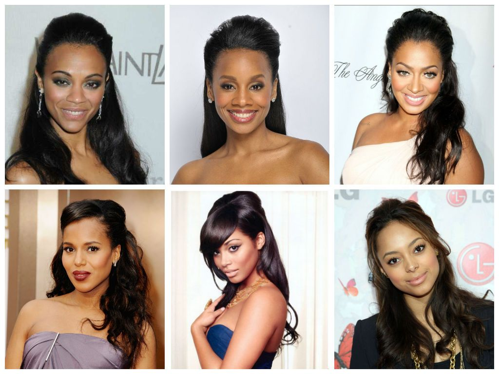 50 Wedding Hairstyles For Nigerian Brides And Black: Popular Wedding Hairstyle Ideas For Black Women