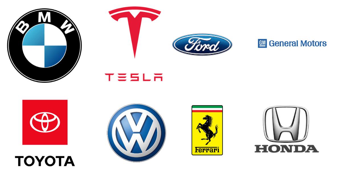 Presenting Top 10 Automobile Companies In World By Market Cap In 2020 Automobile Companies Royce Brand Toyota Motors