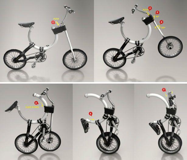 Somerset Folding Bike And E Bike By Kaiser Chang Folding Bicycle
