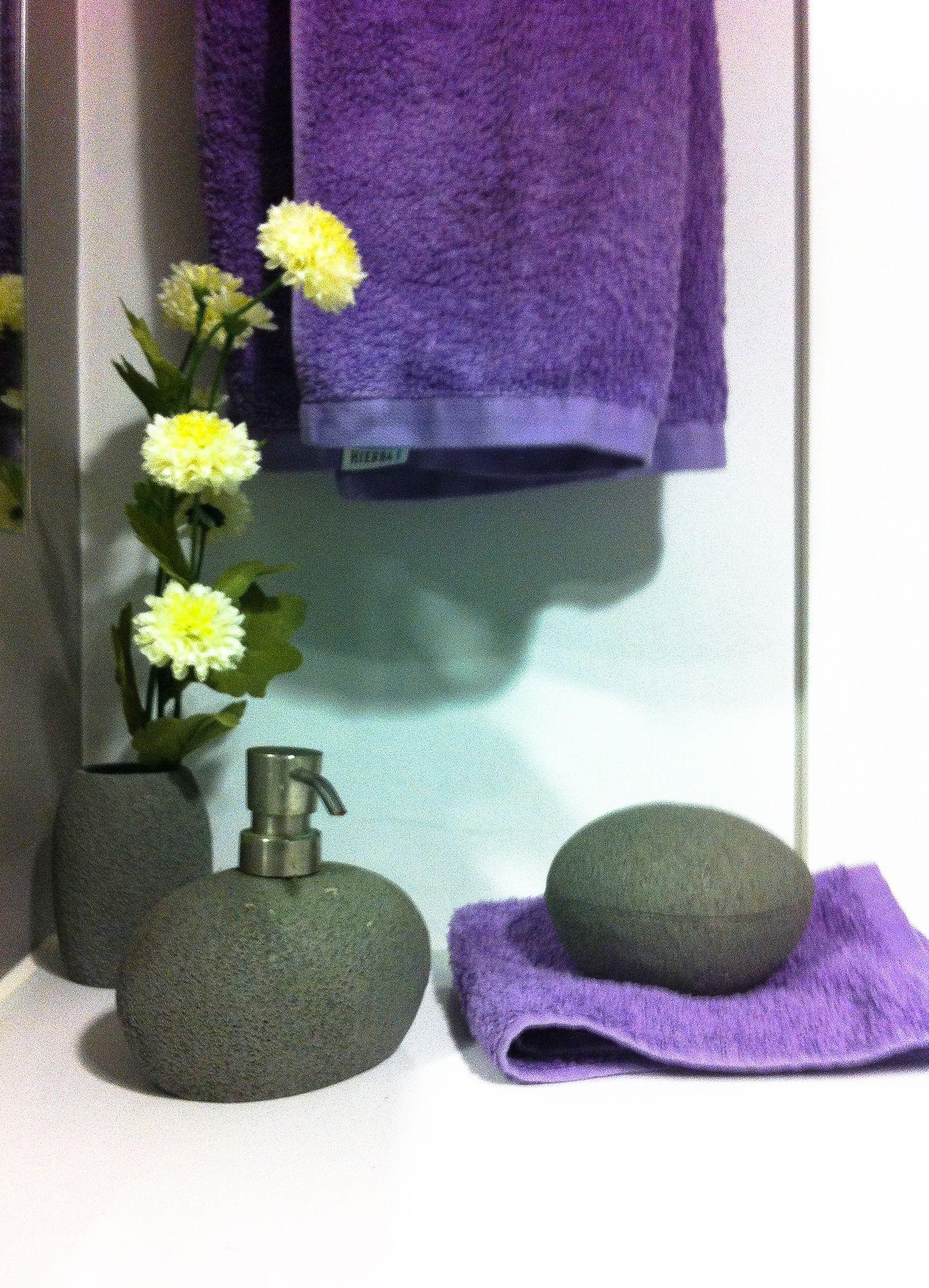 Flores en el baño | Flores