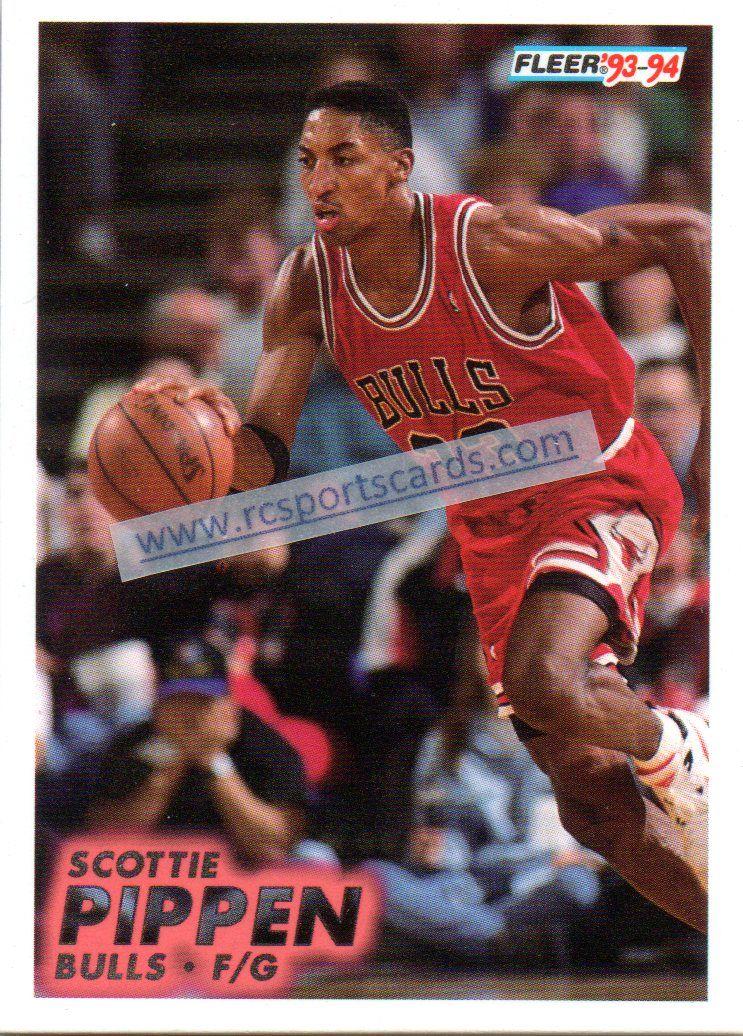 199394 scottie pippen bulls basketball cards at http