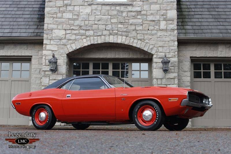 1970 Dodge Challenger R T 440 Six Pack With Images Dodge